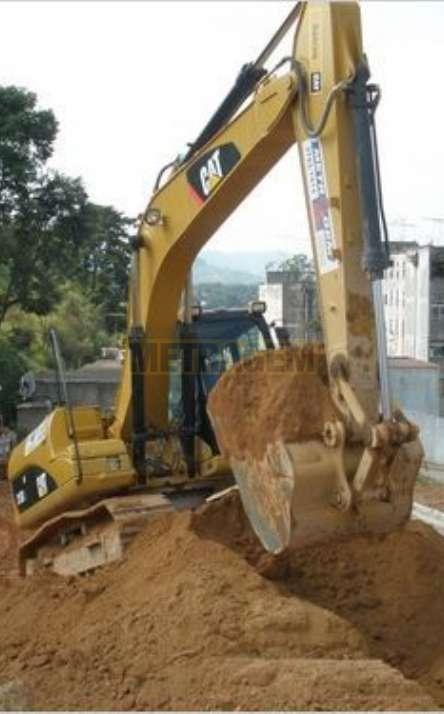 Aluguel de Escavadeira Hidráulica - Foto: 3