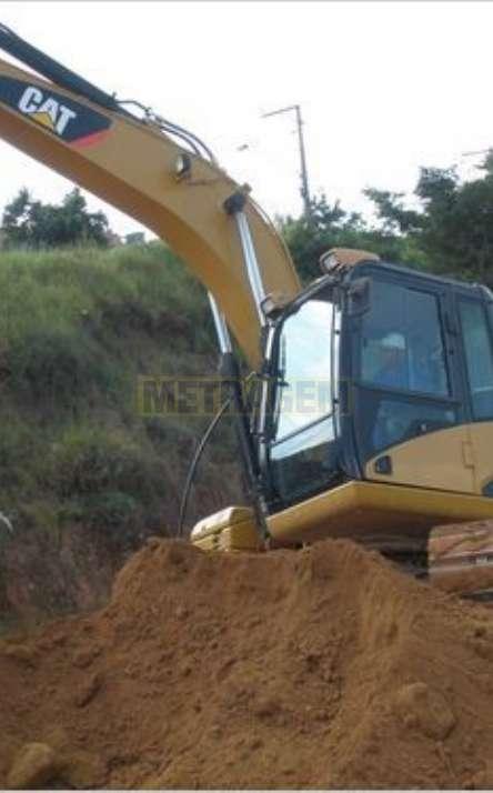 Aluguel de Escavadeira Hidráulica - Foto: 4